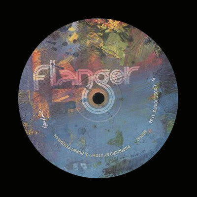 Flanger - Spinner , Vinyl - Nonplace, Unearthed Sounds