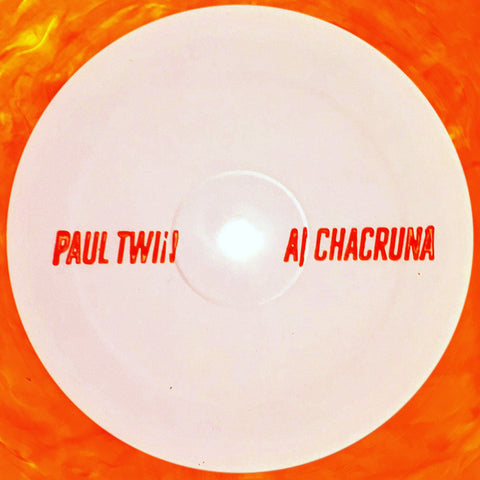 Paul Twin - Chacruna / Icaro