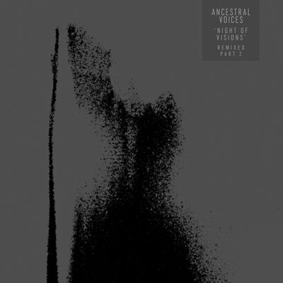 Ancestral Voices - Night Of Visions Remixed Part 2 (Samuel Kerridge / Pact Infernal) , Vinyl - Samurai Horo, Unearthed Sounds