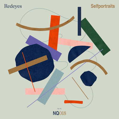 "Redeyes - Selfportraits [2x12"" purple vinyl gatefold] - Unearthed Sounds"