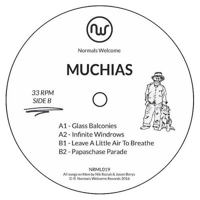 Muchias - Muchias - Unearthed Sounds
