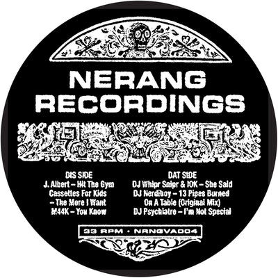 Nerang Recordings Various Artists #4 - Unearthed Sounds