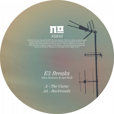 E3 Breaks - The Curse EP - Unearthed Sounds