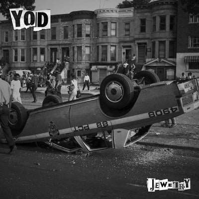 Your Old Droog - Jewelry [2 x LP] - Unearthed Sounds