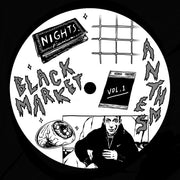 Nights - Black Market Anthems Vol. 1 (Transparent Vinyl)