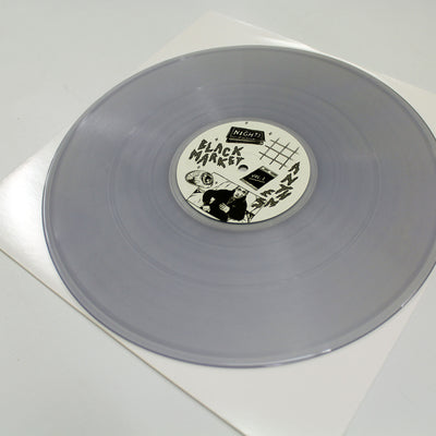Nights - Black Market Anthems Vol. 1 (Transparent Vinyl) - Unearthed Sounds
