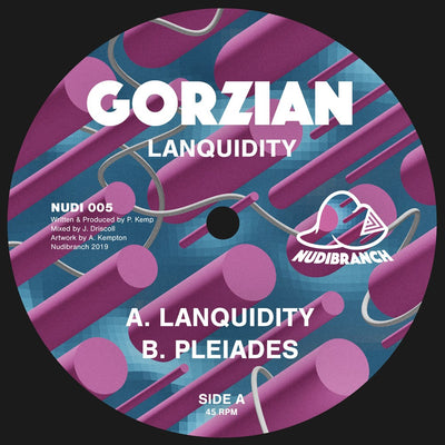 Gorzian - Lanquidity // Pleiadas - Unearthed Sounds