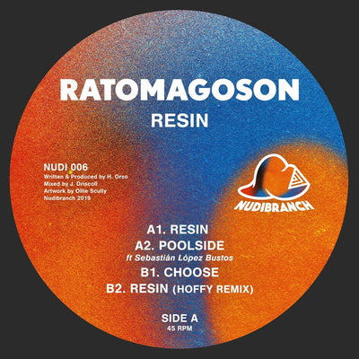 Ratomagoson - Resin - Unearthed Sounds