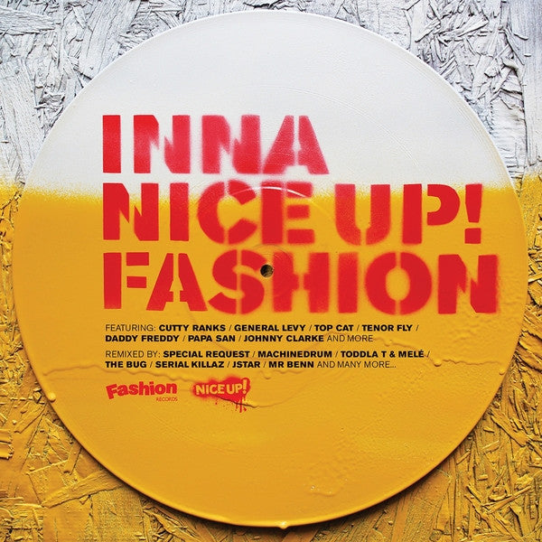 "Various Artists - Inna Nice Up! Fashion (2x12"" Vinyl) , Vinyl - Nice Up, Unearthed Sounds"