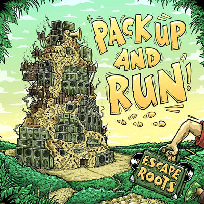 "Escape Roots - Pack Up And Run [12"" Vinyl LP]"
