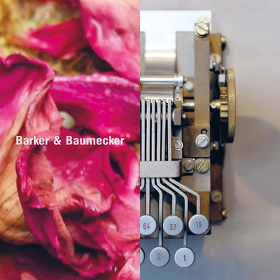 Barker & Baumecker - Love Hertz / Cipher - Unearthed Sounds, Vinyl, Record Store, Vinyl Records