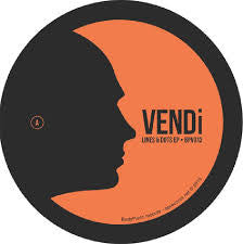 Vendi - Lines & Dots EP - Unearthed Sounds