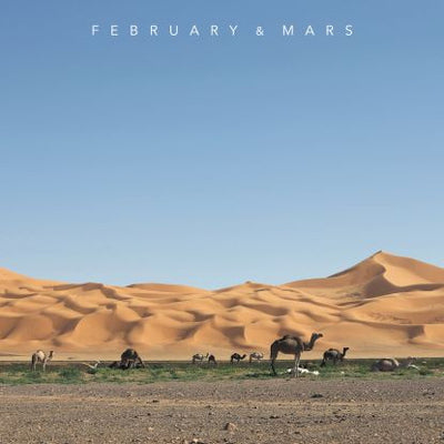 February & Mars - February & Mars Limited LP - Unearthed Sounds