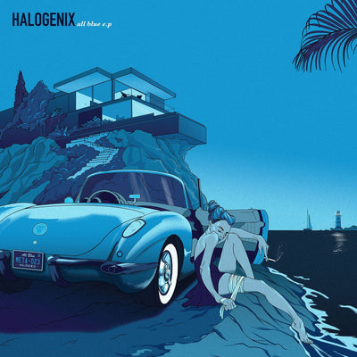 Halogenix - All Blue - Unearthed Sounds