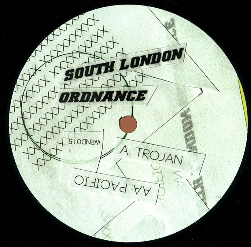 South London Ordnance - Trojan / Pacific - Unearthed Sounds