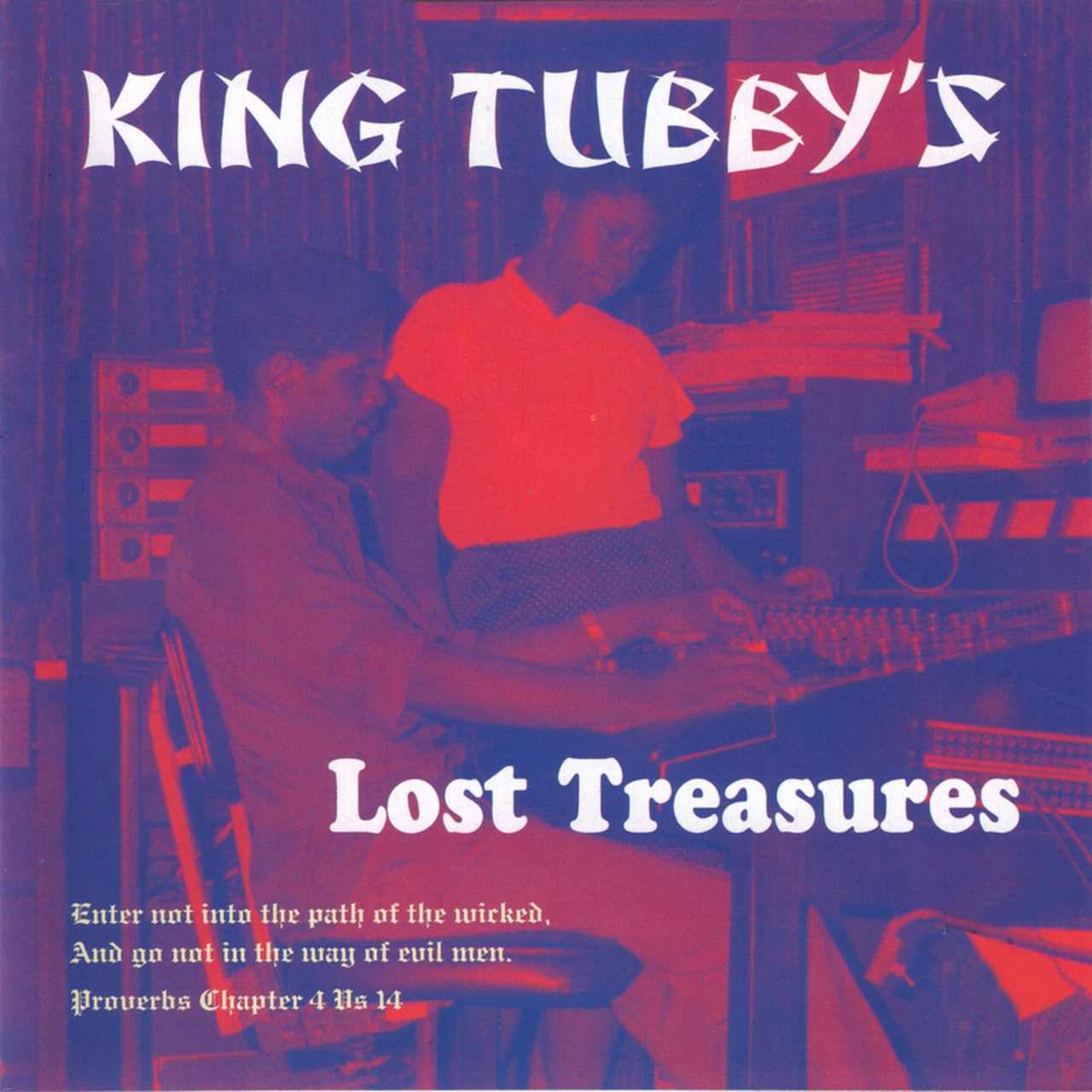 King Tubby - Lost Treasures - Unearthed Sounds