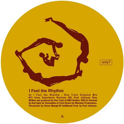 Ron Trent - I Feel The Rhythm - Unearthed Sounds