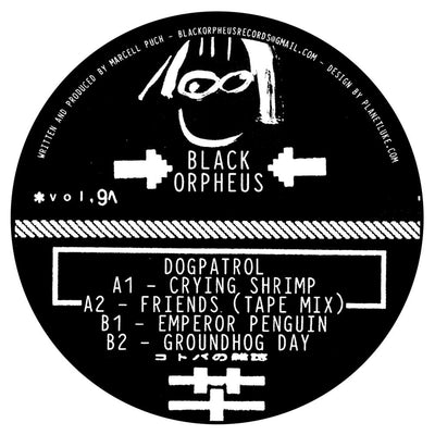 Dogpatrol - ORPHEUS009 - Unearthed Sounds