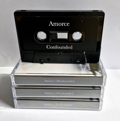 Amorce - Confounded LP (Cassette) - Unearthed Sounds