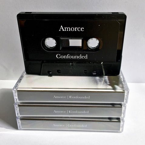 Amorce - Confounded LP (Cassette)