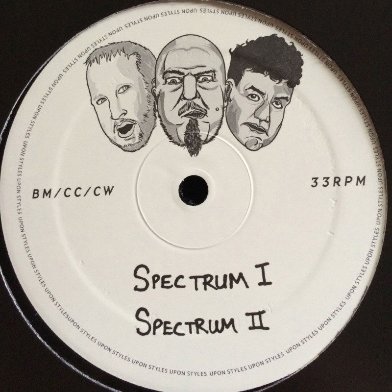 BMCCCW - Spectrum - Unearthed Sounds