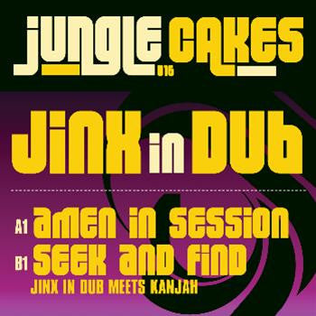 Jinx In Dub - Amen In Session - Unearthed Sounds