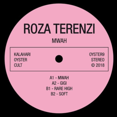 Roza Terenzi - Mwah EP - Unearthed Sounds