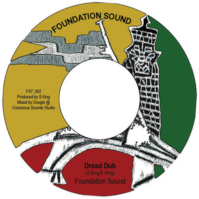 Foundation Sound - Feeling the Pressure (ft. Dandelion) / Dread Dub - Unearthed Sounds