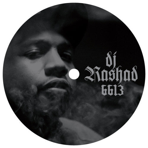 DJ Rashad - 6613 - Unearthed Sounds