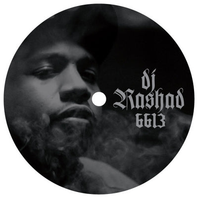 DJ Rashad - 6613 - Unearthed Sounds, Vinyl, Record Store, Vinyl Records
