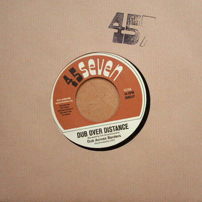 Dub Across Borders - Dub Over Distance / Dub Pacifico - Unearthed Sounds