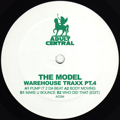 The Model - Warehouse Traxx pt4 - Unearthed Sounds