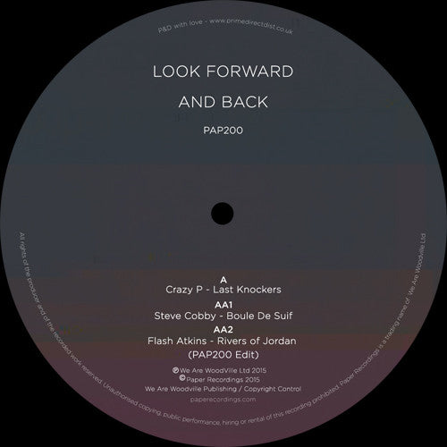 Various Artists - Look Forward and Back