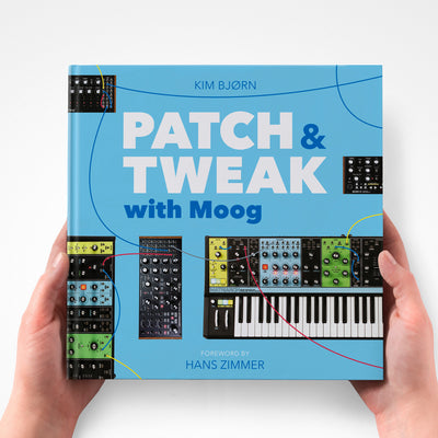 PATCH & TWEAK with Moog - Unearthed Sounds, Vinyl, Record Store, Vinyl Records