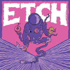 Etch - The Cosmic B-Boy EP , Vinyl - Purple City Soufflé, Unearthed Sounds - 2
