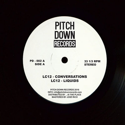 LC12 / Autre - Split EP , Vinyl - Pitch Down, Unearthed Sounds