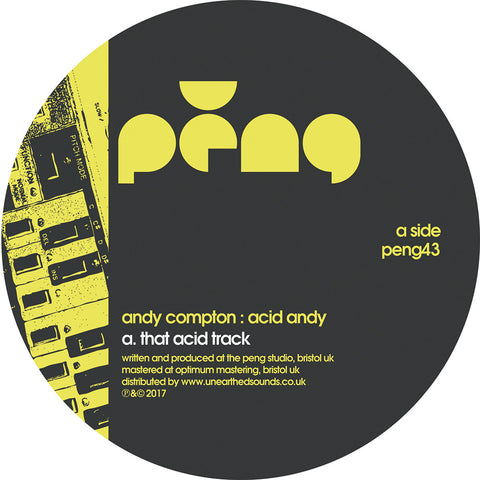 Andy Compton - Acid Andy