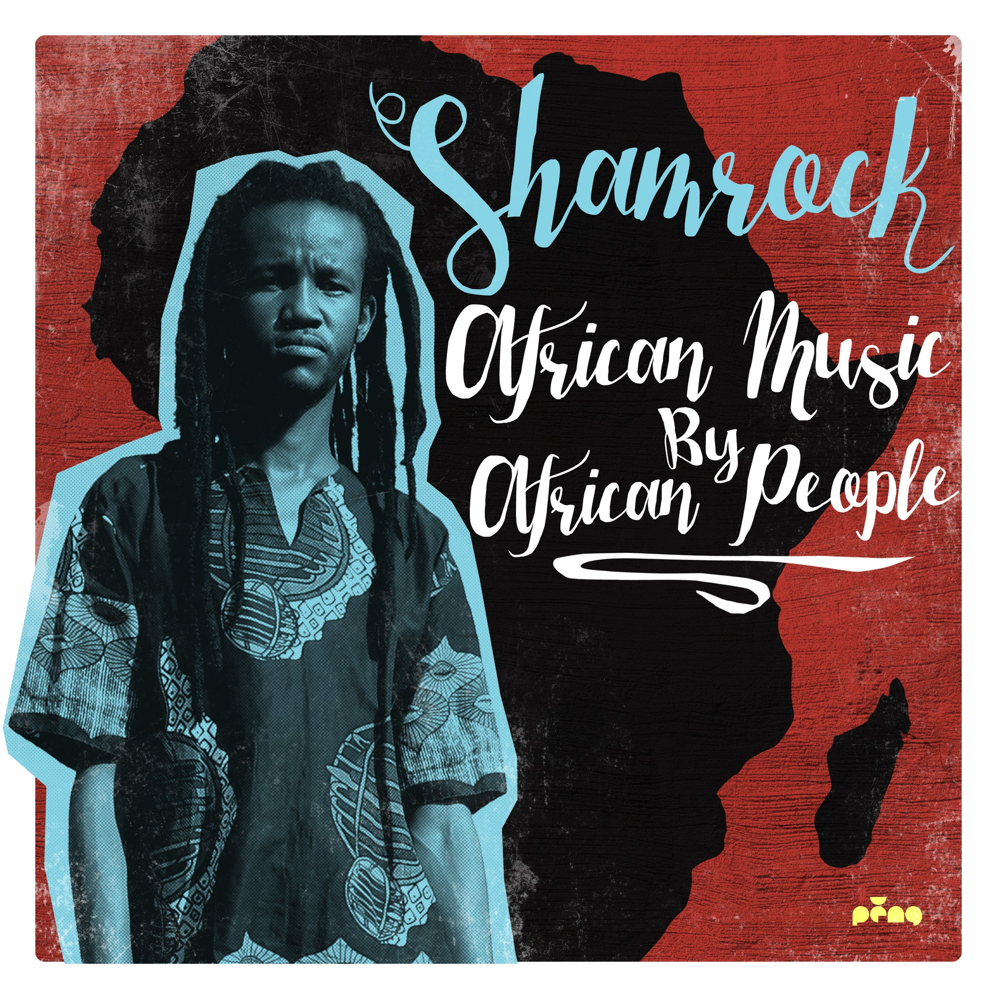 Shamrock - African Music by African People LP , Vinyl - PENG, Unearthed Sounds