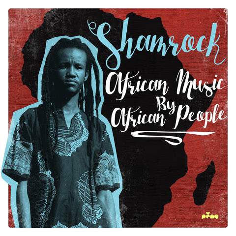 Shamrock - African Music by African People LP