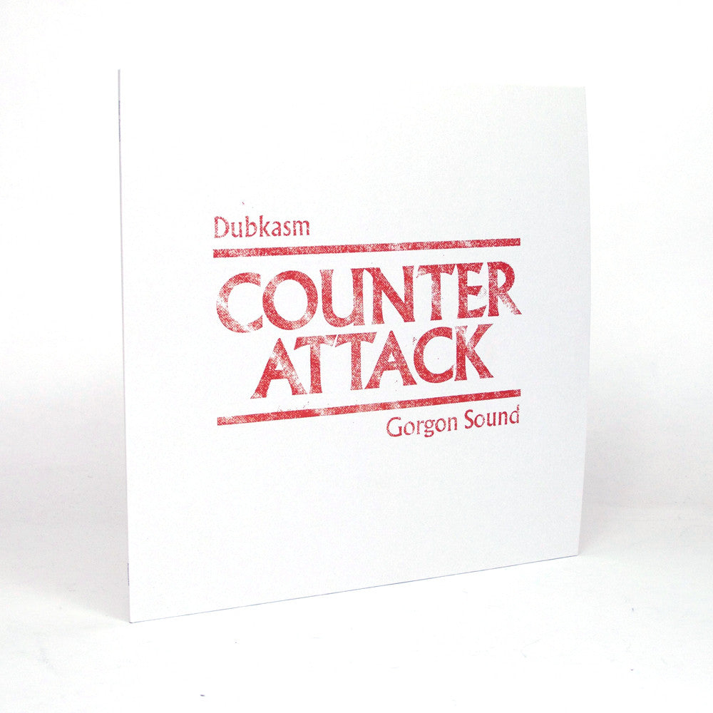 Dubkasm - Counter Attack , Vinyl - Peng Sound, Unearthed Sounds