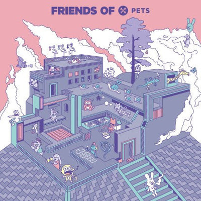 Universo, Slg, Catz 'n Dogz, J. Sienkiew - Friends Of Pets 2, Kornel Kovacs Remix - Unearthed Sounds