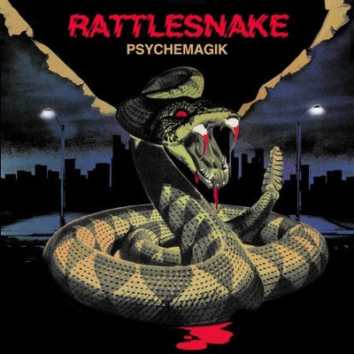 Psychemagik - Rattlesnake Ep - Unearthed Sounds