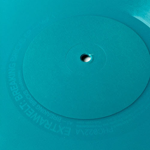 Extrawelt - Breaking Bricks EP , Vinyl - Halocyan, Unearthed Sounds