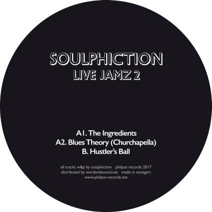 Soulphiction - Jamz 2