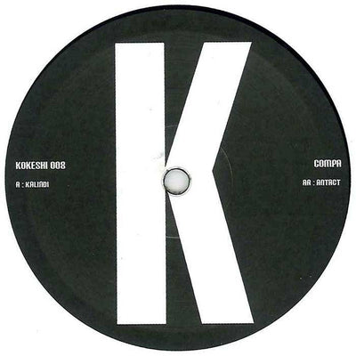 Compa - Kalindi / Antact - Unearthed Sounds