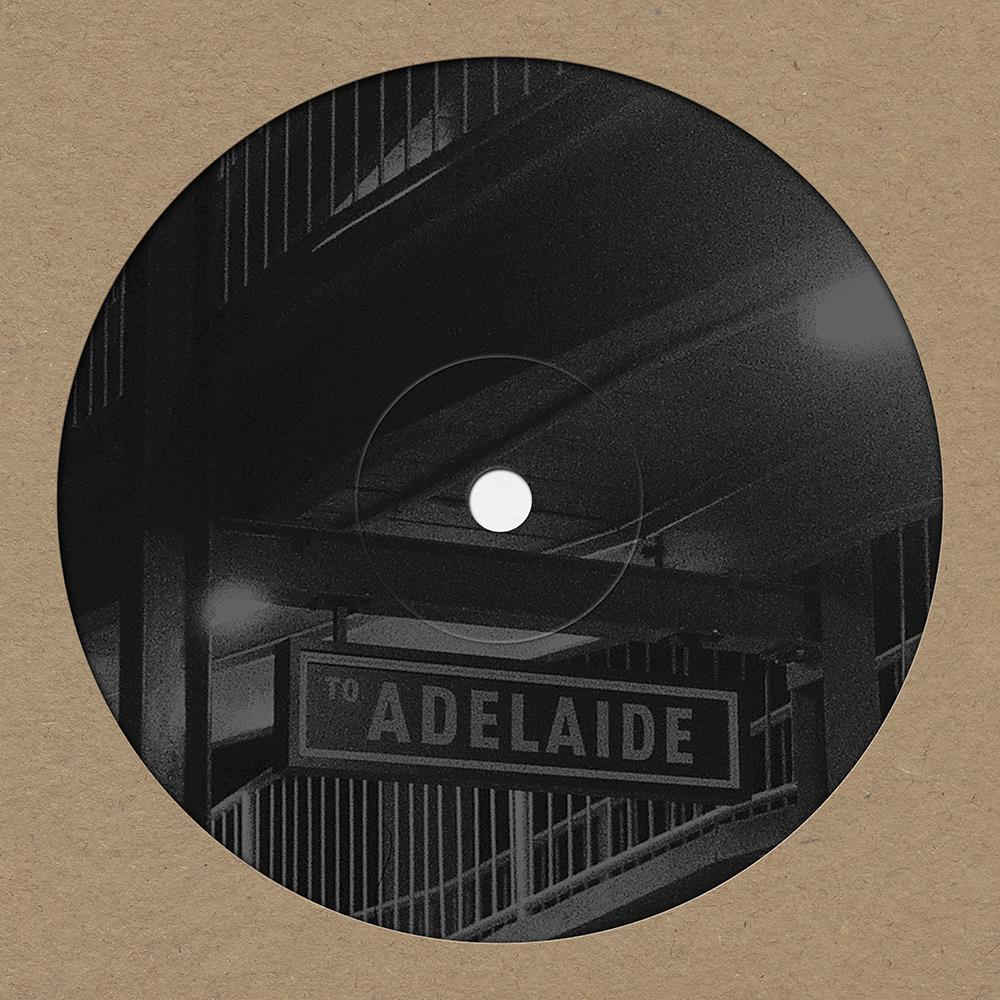 Warren Raww - To Adelaide EP , Vinyl - Piff, Unearthed Sounds