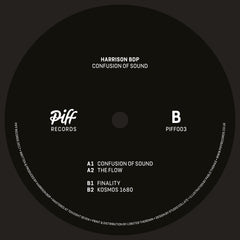 Harrison BDP - Confusion Of Sound EP