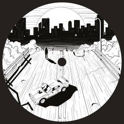 Subjoi - Swerve EP - Unearthed Sounds, Vinyl, Record Store, Vinyl Records