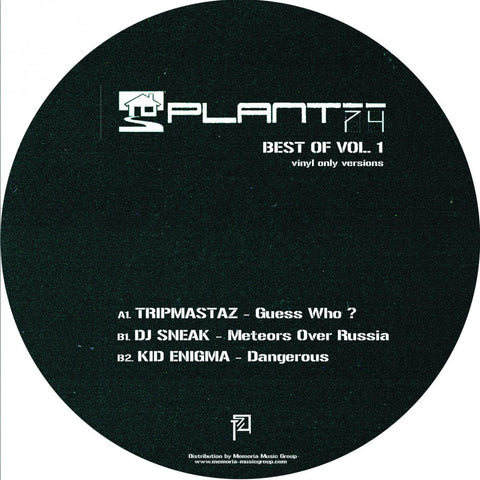 Various Artists - Plant 74 : Best of Vol. 1