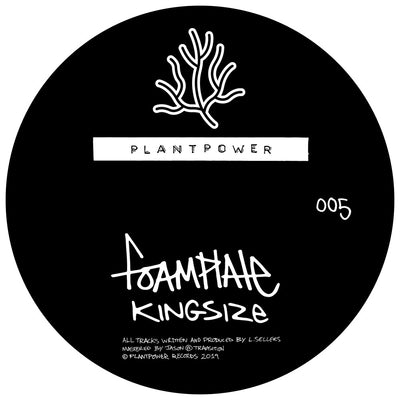 Foamplate - Kingsize / 2020 / All Talk - Unearthed Sounds